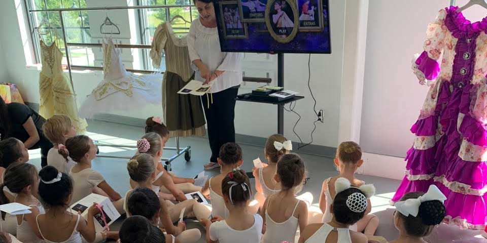 Story Ballet Camp